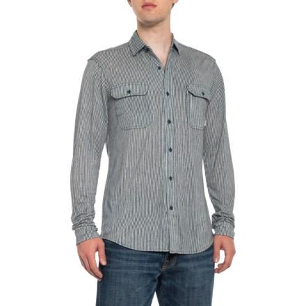 788c8cb0 Burton Oxford Button-Front Shirt - Merino Wool, Long Sleeve (For Men)