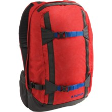 Burton Paradise Backpack - 18L in Flame Heather - Closeouts
