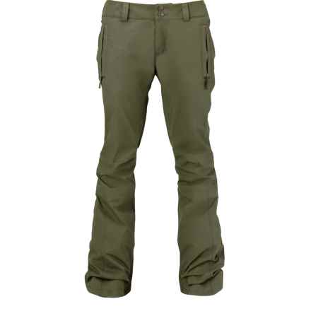 Burton Paradox Gore-Tex® Snowboard Pants - Waterproof (For Women) in Keef - Closeouts