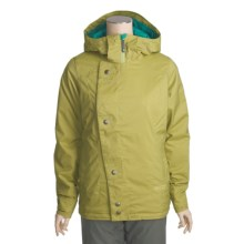 Burton Parallel Jacket - Insulated (For Junior Girls) in Periscope - Closeouts