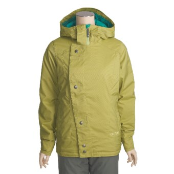 Burton Parallel Jacket - Insulated (For Junior Girls) in Periscope