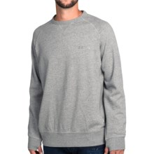 Burton Park Sweatshirt (For Men) in Monument Heather - Closeouts