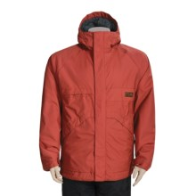 Burton Poacher Jacket - Insulated (For Men) in Brimstone - Closeouts