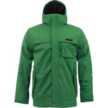 Burton Poacher Jacket - Insulated (For Men) in Murphy - Closeouts