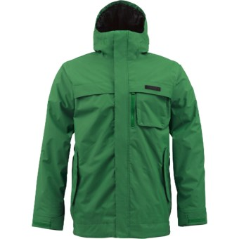 Burton Poacher Jacket - Insulated (For Men) in Murphy