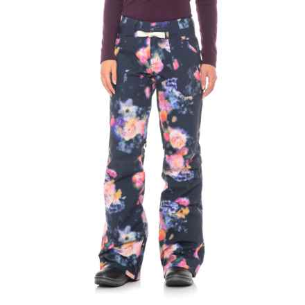Burton Prism Floral Veazie Snowboard Pants - Waterproof (For Women) in Prism Floral - Closeouts