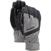 Burton Profile Under Gloves (For Men) in Herringbone/True Black - Closeouts