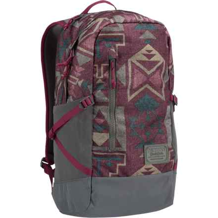 Burton Prospect 21L Backpack in Canyon Print - Closeouts