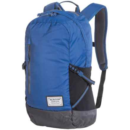 Burton Prospect 21L Backpack in True Blue Honeycomb - Closeouts