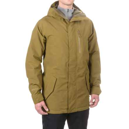 Burton Radial Gore-Tex® Jacket - Waterproof, Insulated (For Men) in Fir - Closeouts