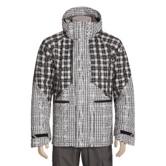 Burton Revert Jacket - Waterproof (For Men) in Shirting Plaid