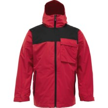 Burton Revolver System Jacket - Waterproof, 3-in-1 (For Men) in Cardinal - Closeouts