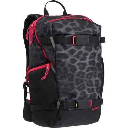 Burton Riders Backpack - 23L (For Women) in Queen La Cheetah - Closeouts