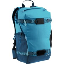 Burton Riders Backpack - 23L (For Women) in Ultra Blue Ripstop - Closeouts