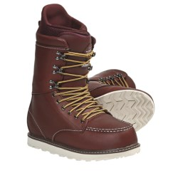 Burton Rover Limited Snowboard Boots (For Men) in Portage