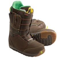 Burton Ruler Snowboard Boots (For Men) in Irie - Closeouts