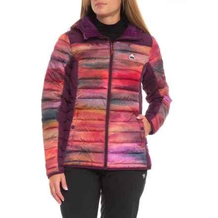Burton Sedona-Starling Evergreen Jacket - Insulated (For Women) in Sedona/Starlng - Closeouts