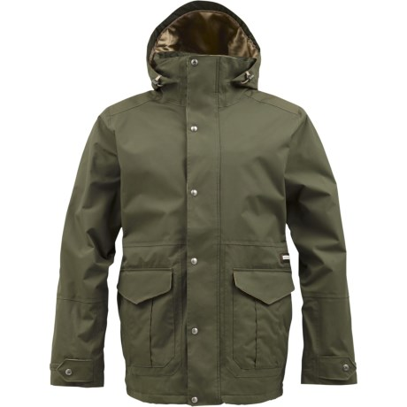 Burton Sentry Jacket - Waterproof (For Men) in Keef