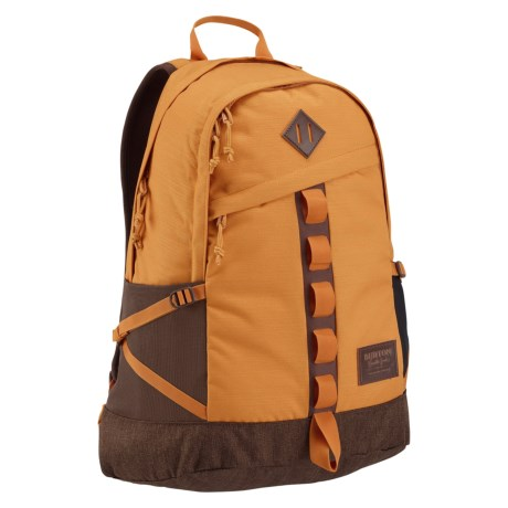 Burton Shackford 24L Backpack in Golden Oak Slub