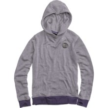 Burton Shadows Pullover Hoodie Sweatshirt (For Men) in Eurple - Closeouts