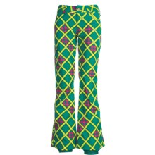 Burton Shayla Snow Pants- Waterproof (For Junior Girls) in Prism Plaid - Closeouts