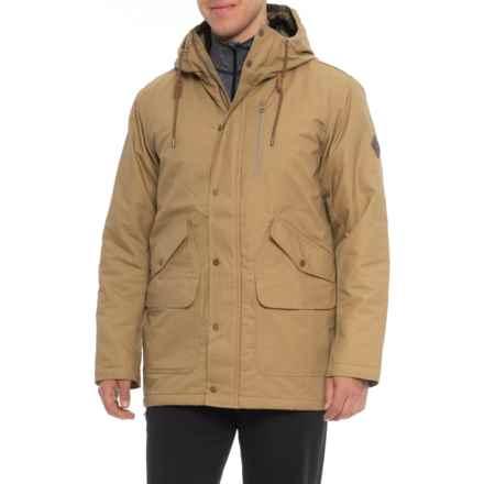 Burton Sherman Snowboard Jacket - Insulated (For Men) in Kelp - Closeouts