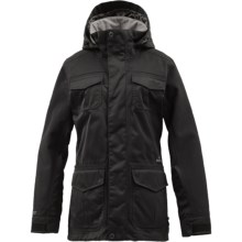 Burton Skylar Gore-Tex® Jacket - Waterproof, Insulated (For Women) in True Black - Closeouts