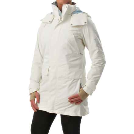 Burton Spellbound Gore-Tex® Snowboard Jacket - Waterproof, Insulated (For Women) in Stout White - Closeouts