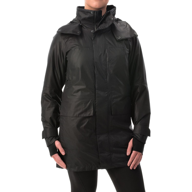 Burton leather jacket