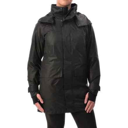 Burton Spellbound Gore-Tex® Snowboard Jacket - Waterproof, Insulated (For Women) in True Black Leather Emboss - Closeouts