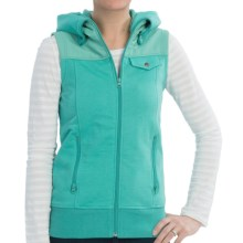 Burton Starr Vest (For Women) in Lagoon Heather - Closeouts