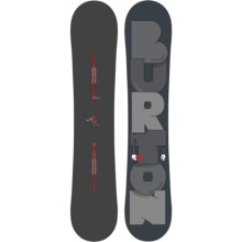 Burton Super Hero Snowboard in 154 Graphic - Closeouts