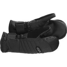 Burton Support Mittens - Waterproof, Insulated (For Women) in True Black - Closeouts