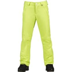 Burton Sweettart Snowboard Pants - Insulated (For Girls) in True Black