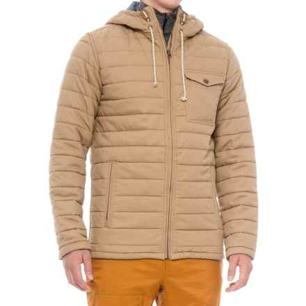 Burton Sylus Jacket - Insulated (For Men) in Kelp - Closeouts