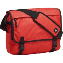 Burton Synth Messenger Bag in Burner Slub - Closeouts