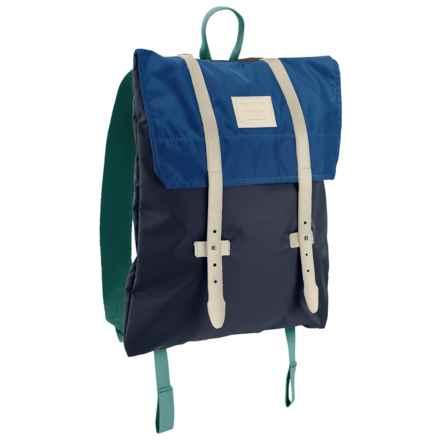 Burton Taylor Envelope Backpack (For Women) in Mood Indigo Flight Satin - Closeouts