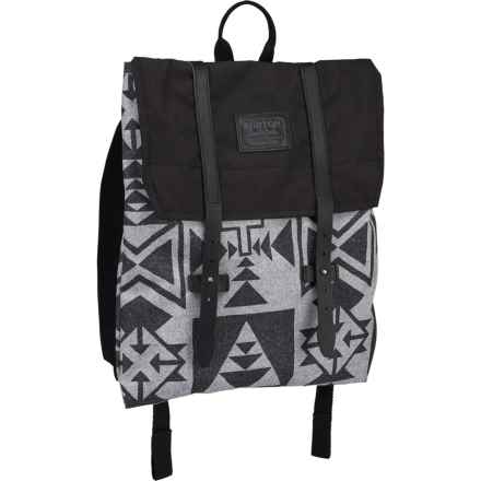 Burton Taylor Envelope Backpack (For Women) in Neu Nordic Print - Closeouts