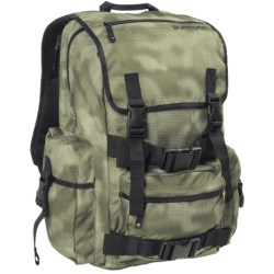 Burton The White Collection Backpack - 30L in Keef Jungle Dot Camo