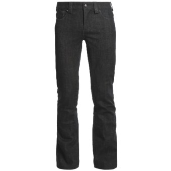 Burton The White Collection Denim Snow Pants - Waterproof (For Men) in True Black