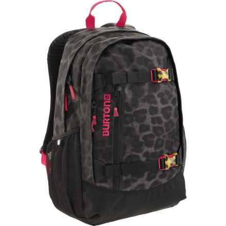 Burton Timberlite Backpack - 15L (For Women) in Queen La Cheetah - Closeouts