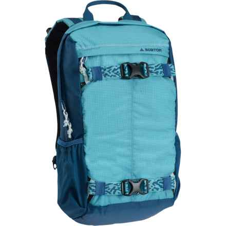 Burton Timberlite Backpack - 15L (For Women) in Ultra Blue Ripstop - Closeouts