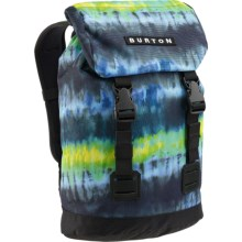 Burton Tinder 25L Backpack (For Big Kids) in Surf Stripe Print - Closeouts