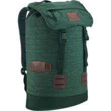 Burton Tinder Backpack in Green Mountain Green - Closeouts