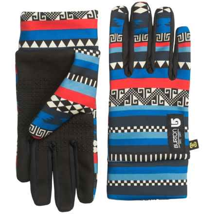Burton Touch-N-Go Liner Gloves - Touchscreen Compatible (For Women) in Mixtec - Closeouts