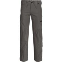 Burton Tracker Snowboard Pants - Waterproof (For Men) in Monoxide - Closeouts