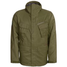 Burton Traction Jacket - Waterproof (For Men) in Trench - Closeouts