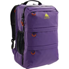 Burton Traverse Backpack in Grape Crush Tarp - Closeouts