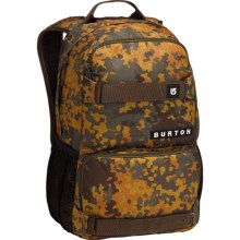 Burton Treble Yell Backpack in Fleck Camo - Closeouts