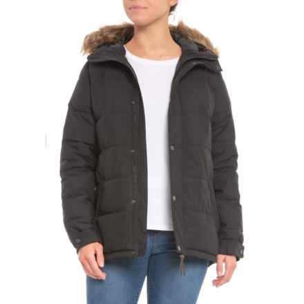 Burton True Black Traverse Jacket - Insulated (For Women) in True Black - Closeouts